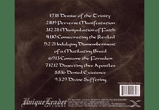 Disgorge - CONSUME THE FORSAKEN  - (CD)