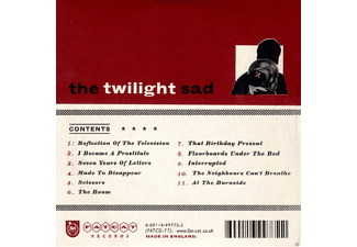 The Twilight Sad - Forget The Night Ahead  - (CD)