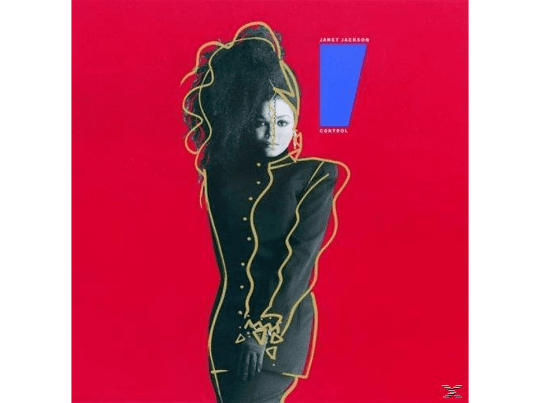 Janet Jackson - CONTROL [CD]