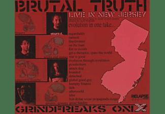 Brutal Truth - Grind Freaks Live Vol.2  - (CD)