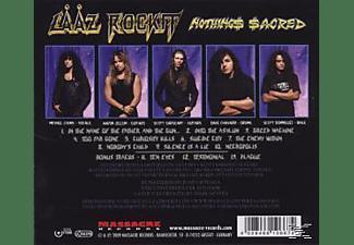 Lääz Rockit - Nothing Sacred  - (CD)
