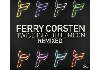 Ferry Costen - Twice In A Blue Moon Remixed - (CD)