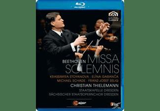 Christian/sd Thielemann - Missa Solemnis  - (Blu-ray)
