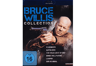 Bruce Willis Collection Blu-ray
