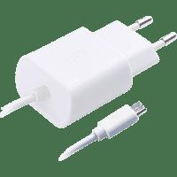 ISY IWC-3000 Micro-USB Ladegerät, Weiß