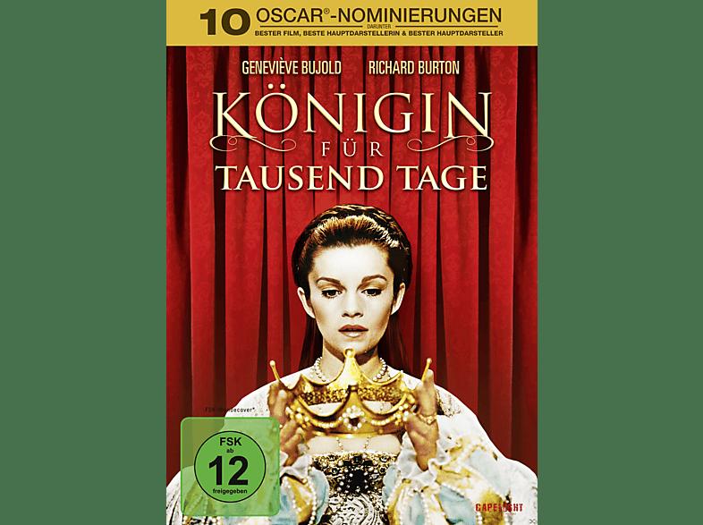 KÖNIGIN FÜR TAUSEND TAGE [DVD]