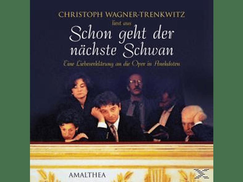 Schon geht der nächste Schwan - (CD)