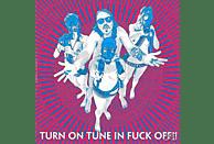 Dragontears - TURN ON TUNE IN FUCK OFF!! [Vinyl]