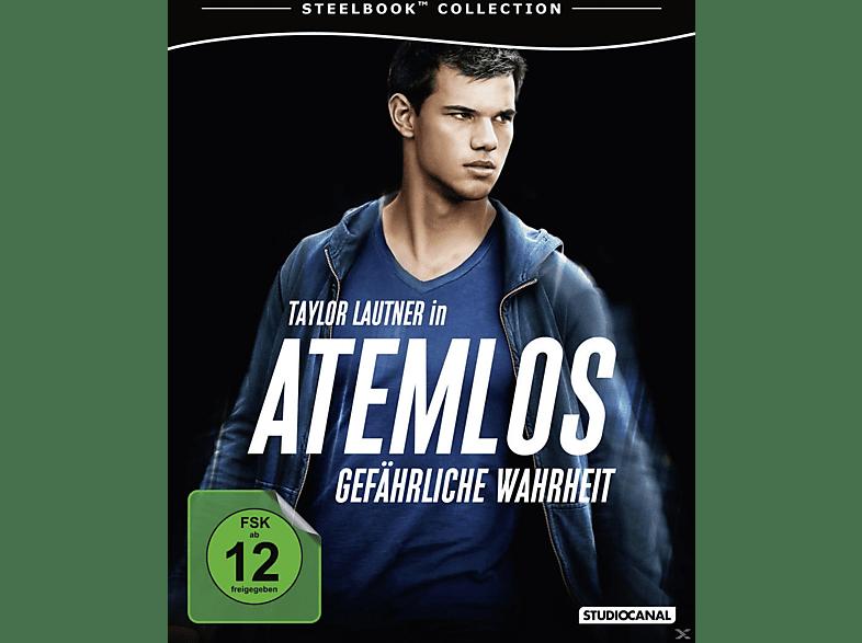 Atemlos - Gefährliche Wahrheit (Steelbook Edition) [Blu-ray]