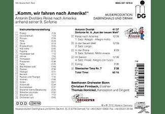 Beethoven Orchester Bonn, T. Honickel, Chr Firmbach - Sinfonie 9/Slawischer Tanz 7  - (CD)