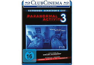 Paranormal Activity 3 - Extended Director's Cut Blu-ray