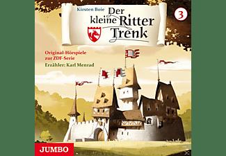 - Der kleine Ritter Trenk 03: Diebesjagd/Gauklerspiele  - (CD)