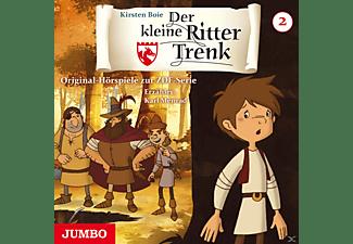 Der kleine Ritter Trenk 02: Die Räuberfalle/Das Heiratsversprechen  - (CD)