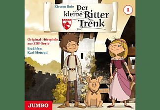 - Der kleine Ritter Trenk 01: Aufbruch in der Nacht  - (CD)
