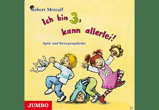 Ich bin 3, kann allerlei  - (CD)