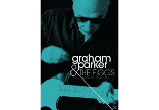 Graham & The Figg Parker - Live At The Ftc  - (DVD)