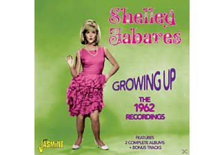 Shelley Faberes - Growing Up-1962 Recording  - (CD)