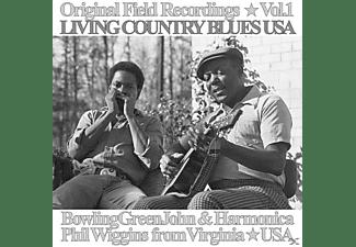 "Cephas, John ""Bowling Green"" & Wiggins, Phil ""Harmonica"" - Original Field Recordings Vol.1-L  - (LP + Download)"