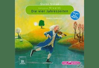 Markus Vanhoefer - Die Vier Jahreszeiten  - (CD)