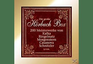 VARIOUS - Die Große Hörbuch Box  - (CD)