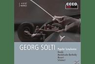 Lpo, Ipo, Georg Solti - Georg Solti-Popular Symphonies [CD]