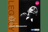 Dimitri & Kölner Rso Mitropoulos - Symphony 3 - La Mer [CD]