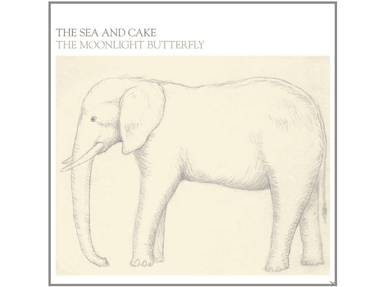 The Sea And Cake - The Moonlight Butterfly [LP + Download]