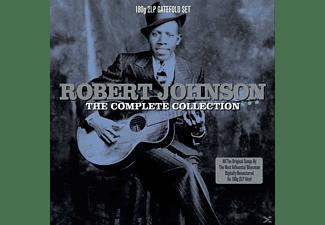 Robert Johnson - The Complete Collection  - (Vinyl)