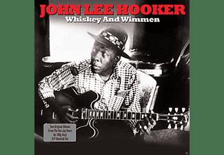 John Lee Hooker - Whiskey And Wimmen  - (Vinyl)