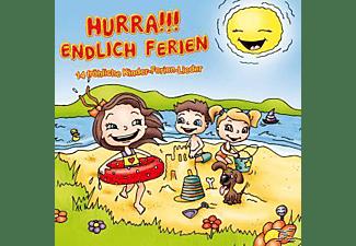 Holiday Kids - Hurra!!! Endlich Ferien  - (CD)
