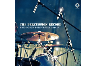 The O-zone Percussion Group - The Percussion Record (180g)  - (Vinyl)