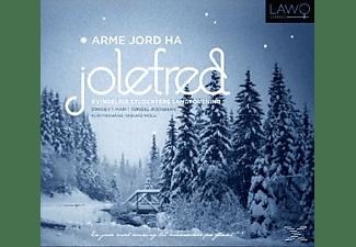Bodsberg/Hole/Kvindelige Studenters Sangforening - Arme Jord Ha Jolefred (Norwegische Weihnacht)  - (CD)