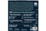 Sherban Lupu, Ian Hobson - Ernst Music For Violin + Piano Vol.1 [CD]
