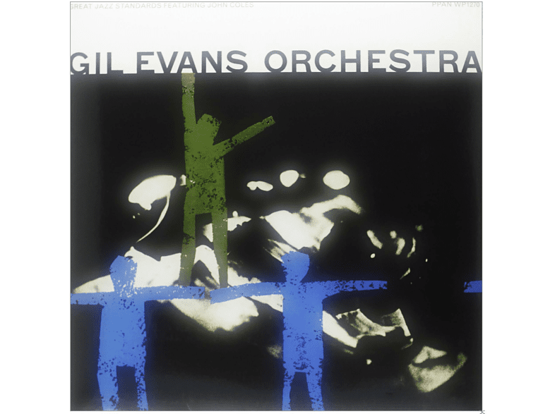 Evans, Gil, Orchestra, The - GREAT JAZZ STANDARDS [Vinyl]