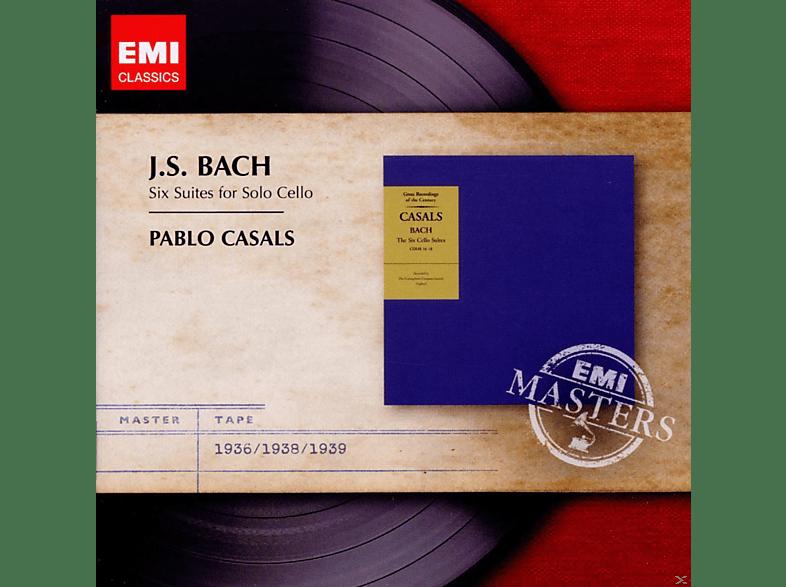Casals Pablo - Cellosuiten [CD]