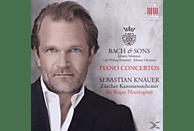 Sebastian Knauer - Bach & Sons [CD]