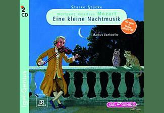 Markus Vanhoefer, VARIOUS - Starke Stücke: Eine kleine Nachtmusik  - (CD)