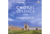 Cambridge Choir - Chorwerke Aus Cambridge-Choral Classics: [CD]