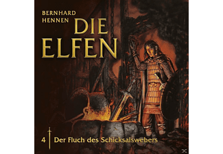 - Die Elfen 04: Der Fluch des Schicksalswebers  - (CD)