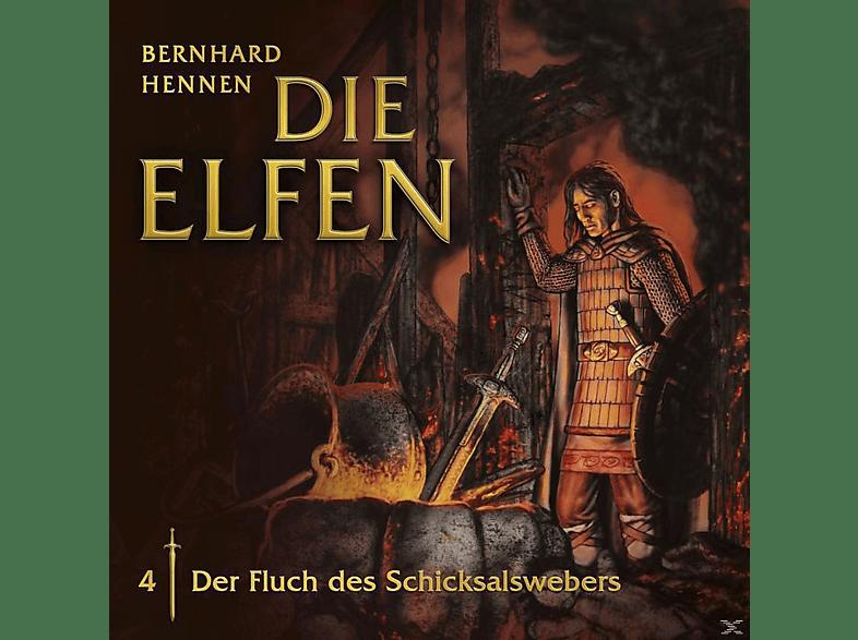 Die Elfen 04: Der Fluch des Schicksalswebers - (CD)