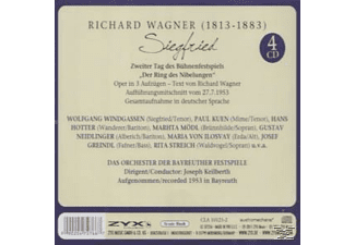 Joseph Keilberth - Siegfried  - (CD)