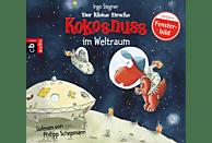Der kleine Drache Kokosnuss im Weltraum - (CD)