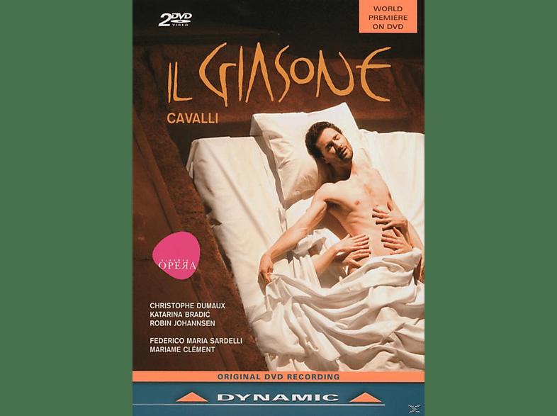 Symphony Orchestra Of Vlaamse Opera - Il Giasone [DVD]