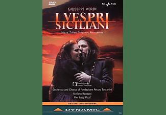 VARIOUS - I Vespri Siciliani  - (DVD)