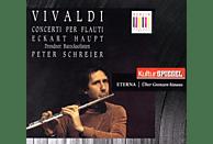 Dresdner Barocksolisten, Haupt Eckart - Flötenkonzerte (Kulturspiegel-Edition) [CD]