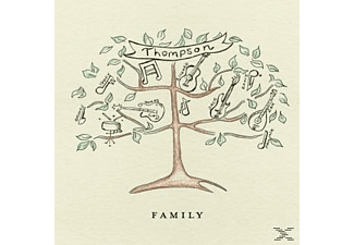Thompson - Family (Deluxe Edition)  - (CD + DVD Video)