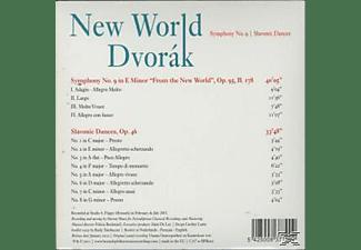 Brussels Flarmonic, Michel Tabachnik - Sinfonie 9/Slawische Tänze  - (CD)