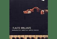 PILCH,MAREK & MAGDALENA & KOKOSZA,BARTOSZ - Flauto Brillante [CD]
