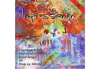 Christian Domke - Impressionen-Improvisationen im Dom zu Altenberg - (CD)