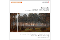 Camerata Musica Limburg, VARIOUS - Serenade: Songs Of Night And Love. Romantic Partsongs For Male Choir [CD]